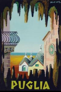 Projet d'affiche pour Puglia