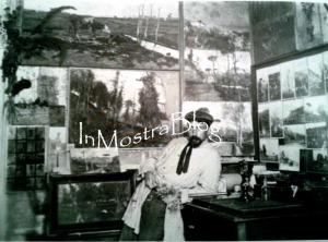 Giuseppe Casciaro in atelier copia