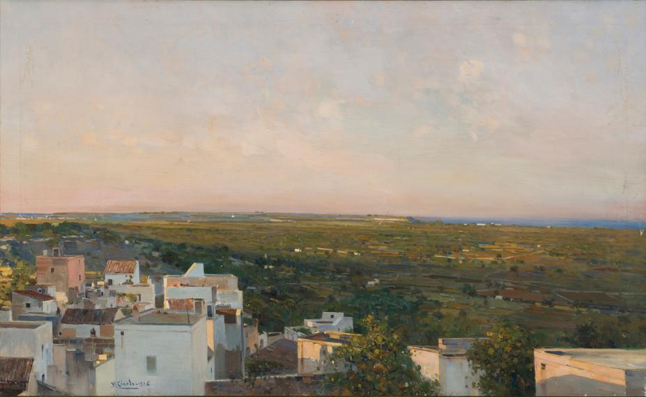 Ciardo_Vinc Paesaggio 1926