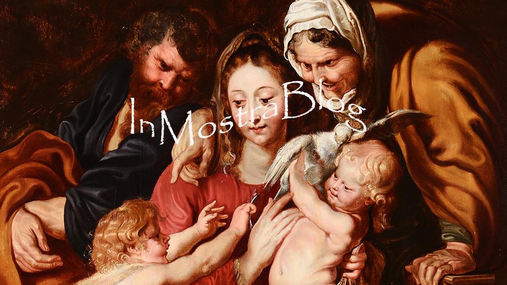 Rubens Peter Paul_Sacra famiglia