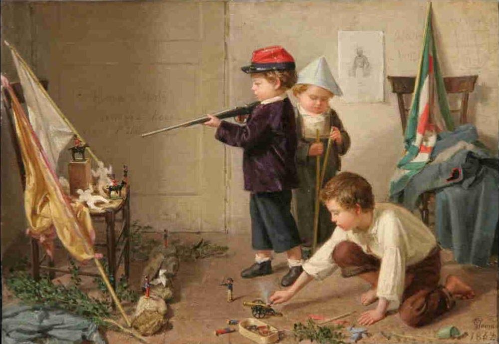 G. Toma, Figli del popolo, 1862